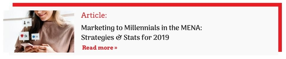 Millennial Marketing CTA
