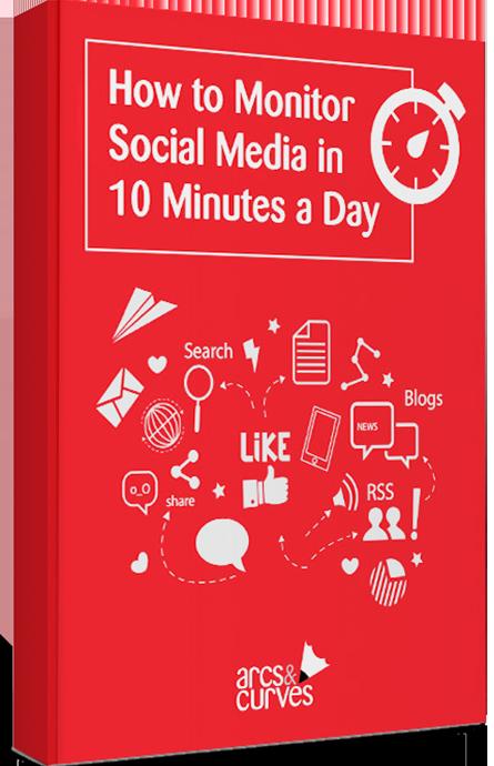 Monitor Social Media ebook