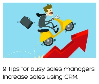 9 Tips for Busy Sales Managers