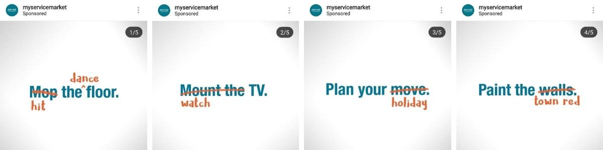 Service Market Ads