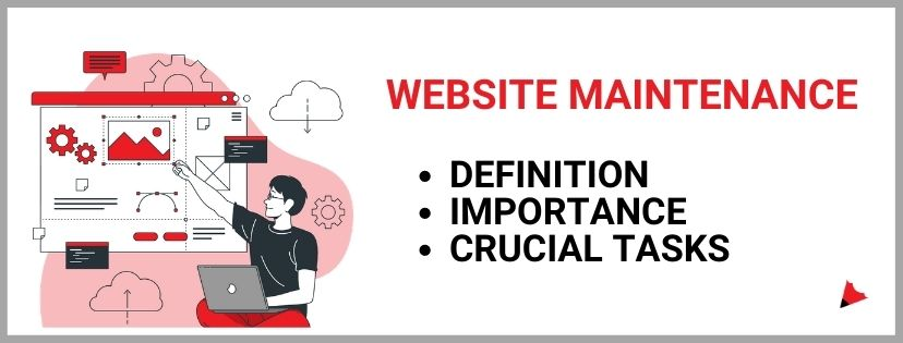 Website Maintenance inner