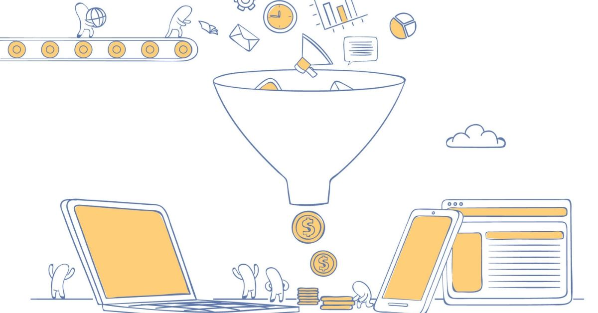 5 Stages Of The Blog Sales Funnel And How To Use Them