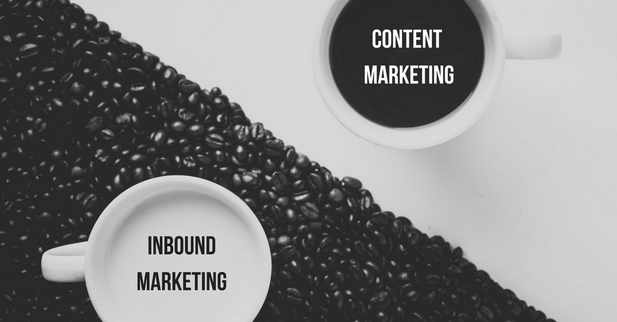 Inbound Marketing vs Content Marketing: A Simple Guide to Understanding Both.