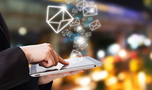 Take your email marketing to the next level with responsive, interactive emails.