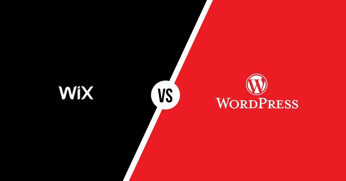 Wix vs WordPress - 6 Crucial Points to Consider in 2021